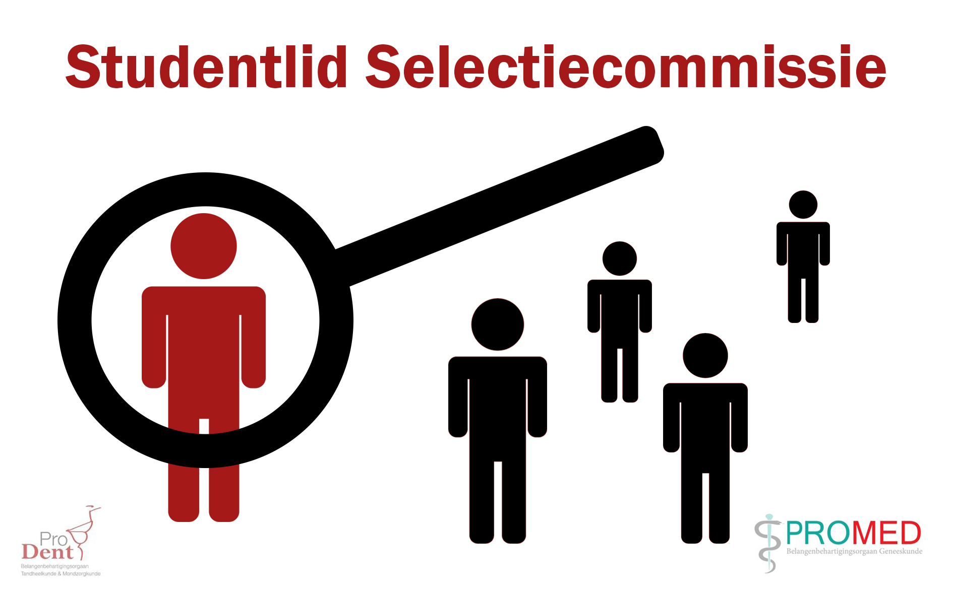 Vacature student-lid Selectiecommissie THK